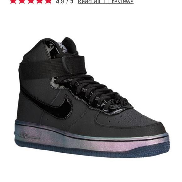 2d40a9bd8f2857 Women s Nike Air Force 1   Iridescent